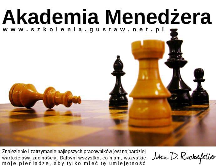 Akademia Menedżera - szkolenie
