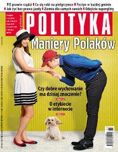 Polityka Maniery Polaków, savoir-vivre